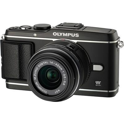 E-P3 Black w/14-42mm Lens