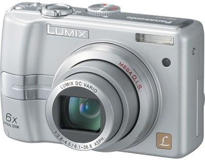 Lumix 7.2 Megapixel Digital Camera w/6x Optical Zoom, 2.5` LCD (Refurbished)