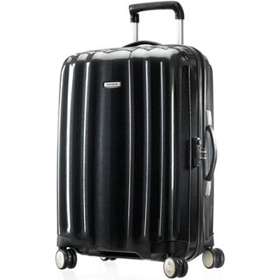 Black Label Cubelite Hardside 28` Graphite Spinner Suitcase