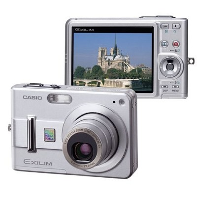Exilim EX-Z57 5MP Digital Camera with 2.7` LCD