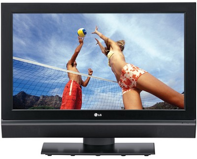 26LC2D - 26` High-definition LCD TV