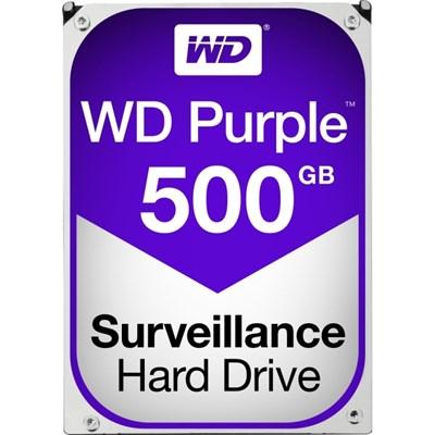 500GB PURPLE SATA GB/S 5400 RPM 64MB 3.5IN