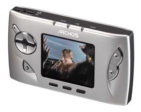 Multimedia Player: the Gmini 402