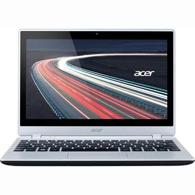 Aspire 11.6` Touchscreen AMD A4-1250  Notebook PC - Chill Silver - V5-122P-0894
