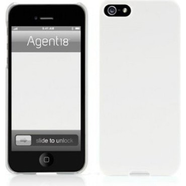 SlimShield Slim Case for iPhone 5 - White