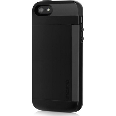 Stowaway Case for iPhone 5 - Obsidian Black