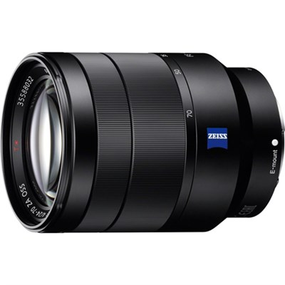 Vario-Tessar T* FE 24-70mm F4 ZA OSS E-Mount Lens Refurb 1 Year Warranty