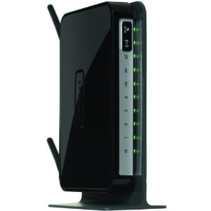 N300 Wireless ADSL2+ Modem Router (DGN2200)