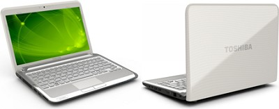 Satellite T215D-S1150WH 11.6` Notebook PC - Gemini White