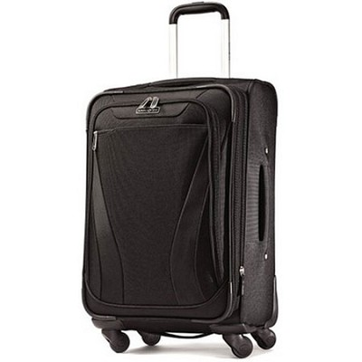 Aspire Gr8 21 Exp. Spinner Suitcase - Black