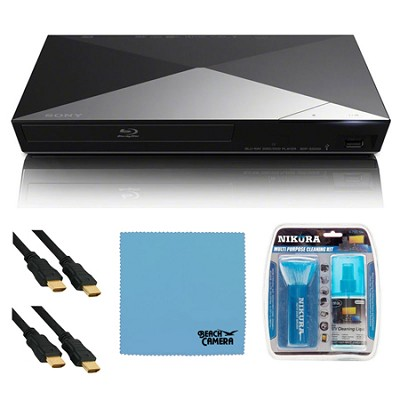 BDP-S5200 3D Wi-Fi Blu-ray Disc Player HDMI Cable Bundle