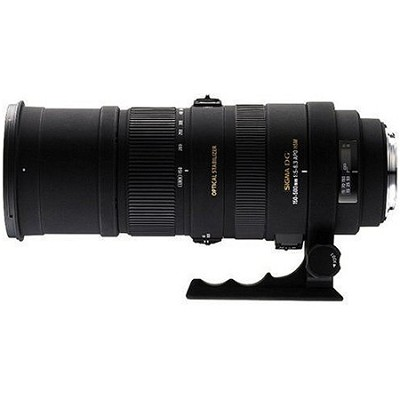 150-500mm F/5-6.3 APO DG OS HSM Autofocus Lens For Sony