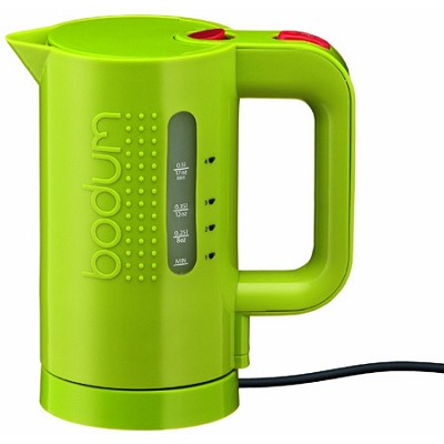 17-Ounce Electric Water Kettle, Green