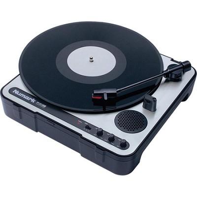 PT-01USB Portable Vinyl-Archiving Turntable - OPEN BOX