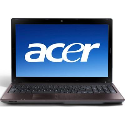Aspire 15.6` Notebook Computer - Mesh Brown (AS5336-2864)
