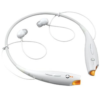 Tone Wireless Bluetooth Stereo Headset HBS-700 (White) - OPEN BOX