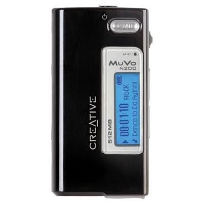 MuVo Micro N200 512MB MP3 Player