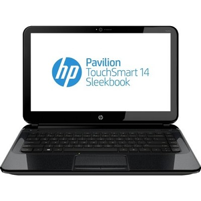 Pavilion TouchSmart Sleekbook 14-b10014-b109wm 14` Touchscreen LED Celeron 877
