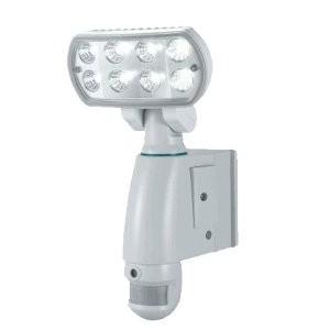 HomeSpy LED Flood Light Hidden Camera