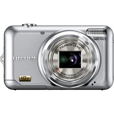 FINEPIX Z300 12 MP CCD Digital Camera (Silver)
