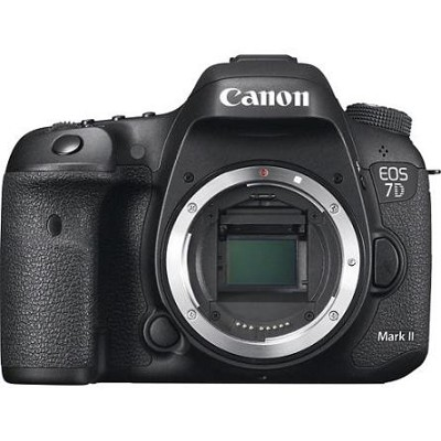 EOS 7D Mark II 20.2MP HD 1080p Digital SLR Camera  - Body Only