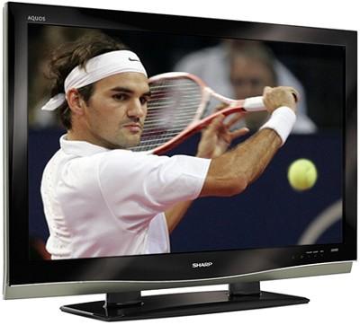 LC-46D62U - AQUOS 46` High-definition 1080p LCD TV