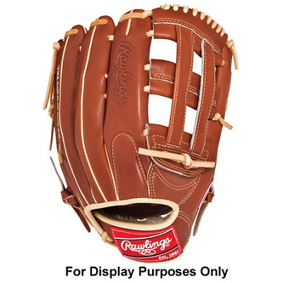 Pro Preferred 12.75` Outfield Baseball Glove (Left Hand Throw)