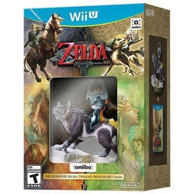 Legend of Zelda Twilight Princess HD Wii U - WUPRAZAE