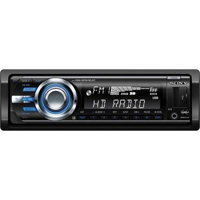 Xplod AM/FM CD Receiver w/ Built-in HD Radio Tuner
