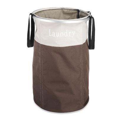 Easy Care Laundry Hamper Java