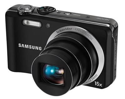 HZ30W 12MP 15x Zoom Digital Camera (Black)