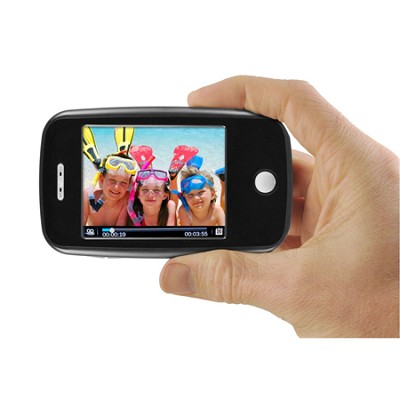 8GB MP3 Video Player w/ built-in 3` Touch Screen, 5MP Digital Video Camera