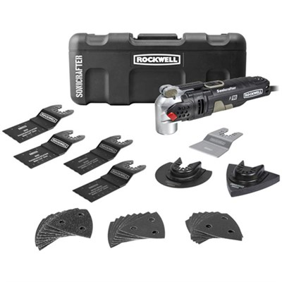 Sonicrafter F50 4.0 Amp Oscillating Multi-Tool with Hyperlock (RK5141K)