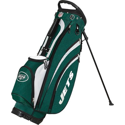 NFL New York Jets Golf Carry Bag