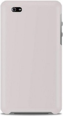 Snap Slim Case for iPhone 4 with 2 Screen Protectors (White)