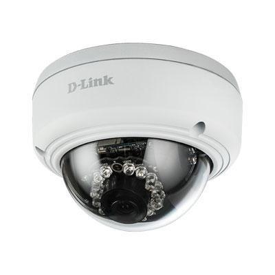 HD Outdoor Dome Camera - DCS-4602EV