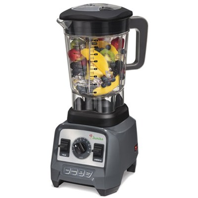 58910 2.4 hp Blender, 64 oz., Gray