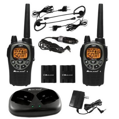 X-TRA TALK GMRS 2-Way Radio with 36-Mile Range