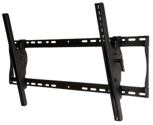 Flat + Tilt Smart Mount for select Large Flat Panel TVs (Black) - OPEN BOX