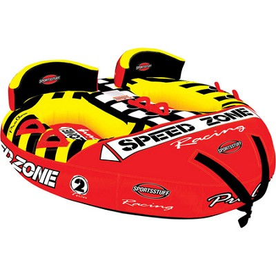 Speedzone 2 Inflatable Double Rider Towable