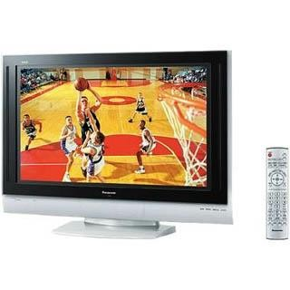 TH-50PX25U/P 50` Plasma HDTV with Built-In ATSC/QAM/NTSC Tuners / CableCARD Slot