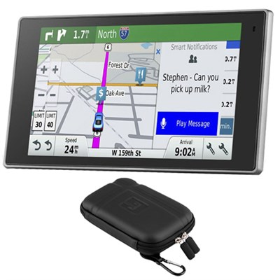 010-01531-00 DriveLuxe 50LMTHD GPS Navigator with GPS Bundle