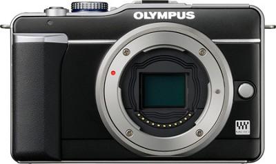 PEN E-PL1 Black Digital SLR (Body Only)