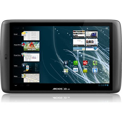 100 G9 250GB 10.1` Tablet with Android ICS 4.0, MAP 4 Smart Multi-Core Processor