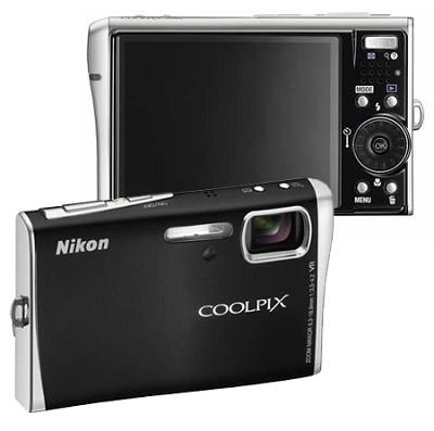 Coolpix S51 Digital camera (Black)
