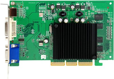 GeForce 6200 256MB DDR2