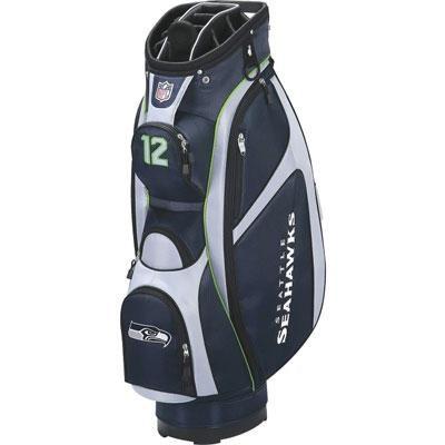 NFL Cart Bag Seattle Seahawks