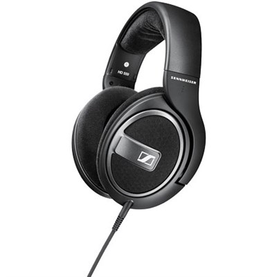 HD-559 High-Performance Around-Ear Headphones