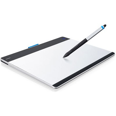 Intuos Pen & Touch Tablet Medium Includes Valuable Software Download (CTH680)