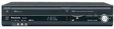 DMR-EZ48VK - DVD Recorder/HiFi VCR Combo w/ built-in TV tuner & upconversion